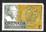 Stamps Grenada -  Premios Nobel