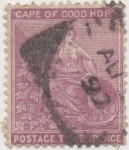 Stamps Africa - South Africa -  Cabo_Buena_Esp Y & T Nº 19