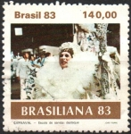 Stamps Brazil -  BAILE  DE  CARNAVAL