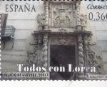 Sellos de Europa - España -  TODOS CON LORCA (30)