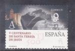 Stamps Spain -  V CENTENARIO DE SANTA TERESA DE JESUS (30)