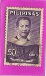 Stamps Philippines -  Cayetano Arellano