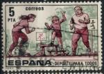 Sellos de Europa - España -  ESPAÑA_SCOTT 2143.02 $0,2