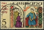 Stamps Spain -  ESPAÑA_SCOTT 2153.04 $0,2