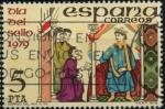 Sellos de Europa - España -  ESPAÑA_SCOTT 2153.05 $0,2