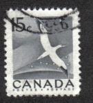 Sellos del Mundo : America : Canadá : Semana Nacional de Vida Silvestre de 1954