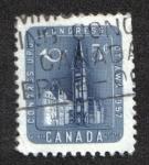 Sellos del Mundo : America : Canadá : 14th UPU Congress, Ottawa