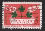 Sellos del Mundo : America : Canadá : Bicentenario de la Batalla de las Llanuras de Abraham (Quebec)