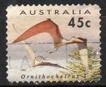 Stamps Australia -  ORNITHOCHELRUS