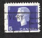 Sellos del Mundo : America : Canadá : Reina Isabel II - 1962-64 definitiva