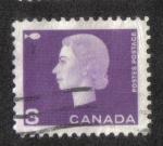 Sellos de America - Canadá -  Reina Isabel II - 1962-64 definitiva