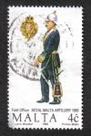 Sellos del Mundo : Europa : Malta : Maltese Uniforms (4th Series)