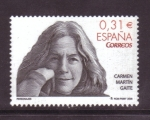 Stamps Spain -  personajes-ESCRITORA