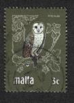 Sellos del Mundo : Europa : Malta :  Birds (1981)