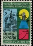 Sellos de Europa - España -  ESPAÑA_SCOTT 2170.04 $0,2