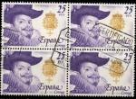 Sellos de Europa - España -  ESPAÑA_SCOTT 2181.07_10 $0,2x4