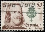 Sellos de Europa - España -  ESPAÑA_SCOTT 2182 $0,2