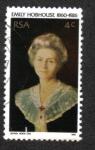 Sellos de Africa - Sudáfrica -   Emily Hobhouse(1860-1926)