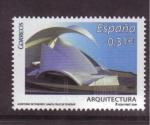 Sellos de Europa - España -  AUDITORIO DE TENERIFE