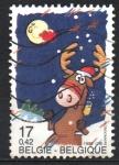 Stamps Belgium -  NAVIDAD