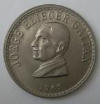 monedas de America - Colombia -  1965 - 50 centavos
