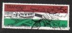 Sellos de Africa - Sudáfrica -  Casa del Estado (Transkei)