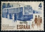 Stamps Spain -  ESPAÑA_SCOTT 2201 $0,2