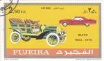 Stamps United Arab Emirates -  COCHES DE EPOCA-Buick