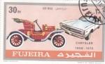 Sellos de Asia - Emiratos Árabes Unidos -  COCHES DE EPOCA- Chrysler