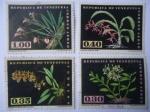 Sellos del Mundo : America : Venezuela : Orquídeas Venezolanas.