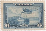 Stamps Canada -  Aereo Y & T Nº 6 (1)