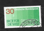 Sellos del Mundo : Europa : Alemania :  600 - Campaña contra el hambre en el mundo