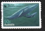 Sellos de Oceania - Australia -  Ballenas WWF