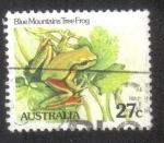 Sellos de Oceania - Australia -  Reptiles y Anfibios
