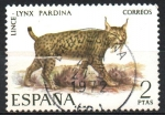 Stamps Spain -  LINCE