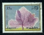 sello : Asia : Emiratos_Árabes_Unidos : Gorgonia Verreculata