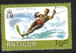 Sellos del Mundo : America : Antigua_y_Barbuda : Deportes Acuaticos