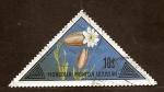 Stamps Mongolia -  Flor