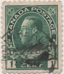 Stamps Canada -  Y & T Nº 93