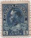 Stamps Canada -  Y & T Nº 102