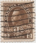Stamps Canada -  Y & T Nº 106