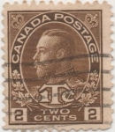 Stamps Canada -  Y & T Nº 106 (1)