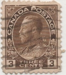 Stamps Canada -  Y & T Nº 110
