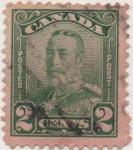 Sellos de America - Canadá -  Y & T Nº 130