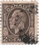 Stamps Canada -  Y & T Nº 162