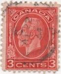 Sellos del Mundo : America : Canadá : Y & T Nº 163 (1)