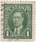 Stamps Canada -  Y & T Nº 190