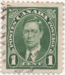Sellos del Mundo : America : Canadá : Y & T Nº 190