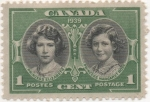 Stamps Canada -  Y & T Nº 202