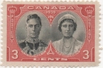 Stamps Canada -  Y & T Nº 204
